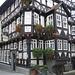 Gasthaus Krone von 1480 in Homberg (Efze) - eines der Prunk-Fachwerkhäuser, die in dieser Region so typisch sind