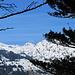 Das Skigebiet Pizol präsentiert sich hochwinterlich verschneit