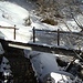 Auf 1500 m hat es noch sehr viel Schnee!