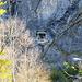 Wohl eine Zubringerbahn zu einem Stollen  Edit 30.03.2013: Diese Seilbahn gehört zur größten Artilleriefestung Graubündens. Mehr unter [http://www.tschingel.ch/cms/ www.tschingel.ch]