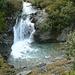 Petite cascade proche de Berghaus Vereina