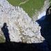 """[U Delta] (und sein Schatten) freuen sich über die """"Gletscher"""", die dieses Jahr im Alpstein entstehen werden!"""