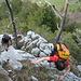 direkt über den Südgrad zum Gipfel