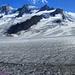 Zimmeraussicht Finsteraarhornhütte SAC… Diese Sicht bietet wohl auch nicht jede Unterkunft…