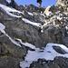 die steinschlägige Schlossstocklücke