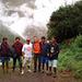 In einem dreitages Trekking sind wir zur heiligen Inka Stadt Machu Pichu gewandert. Übernachtet im Zelt