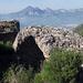 Ruinen einer Maurischen Festungsanlage