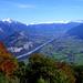 Wohl einer der schönsten Ausblicke der Schweiz