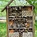 sieht man immer häufiger. Bienenhotel