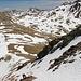 im Aufstieg zum Blankenhorn mit Blick hinüber zur Kassianspitze