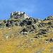 Dreisprachenspitze mit Garibaldihütte