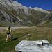 Vallée d'Ossoue (Pyrénées), montée au Vignemale (3293m)