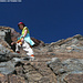 Rochers sommitaux du Vignemale (3293m), point culminant des Pyrénées françaises
