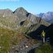 Remontée au refuge de Baysellance (2653m), de retour du Vignemale (3293m), point culminant des Pyrénées françaises