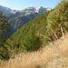ganz hinten in Val di Lodrino: Cima del Picoll, Poncione dei Laghetti, Poncione del Vènn