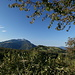 Blick nach Süden zum Monte Baldo