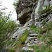 Tipico sentiero Val Verzaschese