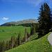 Ab Jaunpass 45min bis an den Fuss vom Bäderhorn