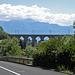 Bahnlinie Lausanne Bern