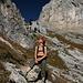 Abstieg von Geiselsteinjoch ins Gumpenkar