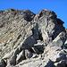 Der Nordostgrat auf den Bristen 3073m