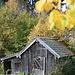 Herbst bei Oberammergau