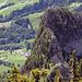 Chienhorn, über diesen Grat werden wir aufsteigen