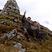 Erinnerungsbild… Gipfel Bier 10.2000