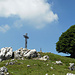 La cima del Moregallo.