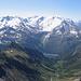 La Val Cavalasca dal Pizzo Marumo.