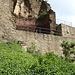 """An dieser Stelle steigt man vom """"Grauen Turm"""" der Burg Are auf den Grat zur Engelsley."""