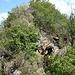 Auch im Abstieg vom Südgipfel finden sich noch schöne Felspassagen.