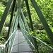 Bridge over missing water