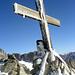 Gipfelkreuz (kleines Furkahorn)