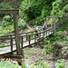 Brücke über die Iselschlucht