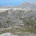 Blick zum Coll des Prat