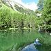 """Der Lai da Palpuogna war ursprünglich ein Natursee, seit 1898 wird er (leicht) gestaut. Im Juni 2007 wurde der See in einer Umfrage des Schweizer Fernsehens zum """"schönsten Flecken der Schweiz"""" gewählt - keine schlechte Wahl!"""