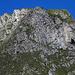 Gantrisch, gut sichtbar, Leiter vom Klettersteig