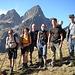 Dream Team auf dem Weg zur Tuoi Hütte