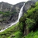 Grandioser Wasserfall unter dem Fulensee