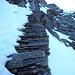 177 historische Stufen zum Pass