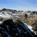 La vue du sommet de Piz d'Urezza vers le NO