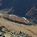 Val Susauna vu du sommet du Piz Fourun
