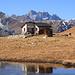 L'alpage Murter avec son lac... je vivrais volontiers ici
