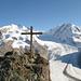 Croix sur le Gornergrat