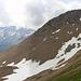 Blick vom Cotschen zu meinen nächsten beiden Gipfelzielen