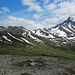 Blick zu Lazy Mountain und Matanuska Peak