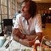 In Ahornach im grandiosen Gasthof und Naturhotel Moosmaier, bekannt für seine frische Kräuterküche. Zeit für viele Geschichten von Hans Kammerlander, diesmal zu den Seven Second Summits.