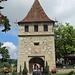Tor am Schloss Laufen