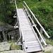 Il ponte sul Fiume Peccia nei pressi di Cansgioléir